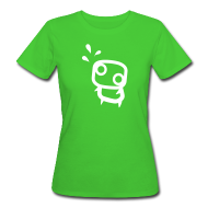 T-Shirts ~ Frauen Bio-T-Shirt ~ Noya Shirt für Frauen