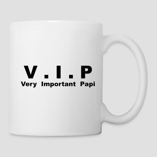 Tasse V.I.P - Véry Important Papi - Mug blanc
