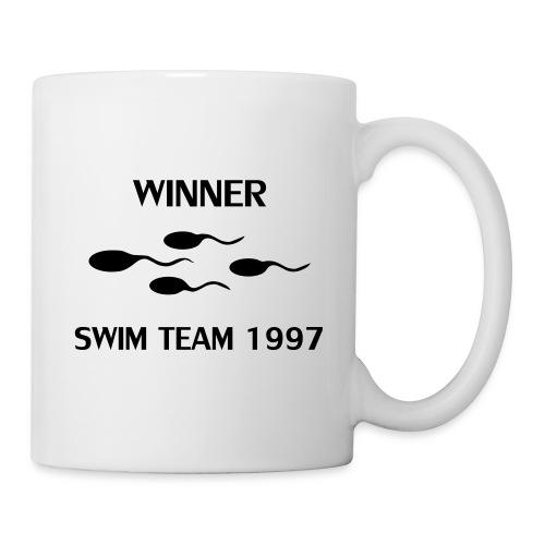 Mug winner 97 - Mug blanc