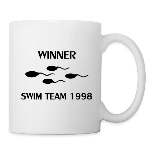 Mug winner 98 - Mug blanc