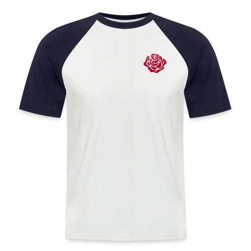 English Rugby Pride - Men's Baseball T-Shirt