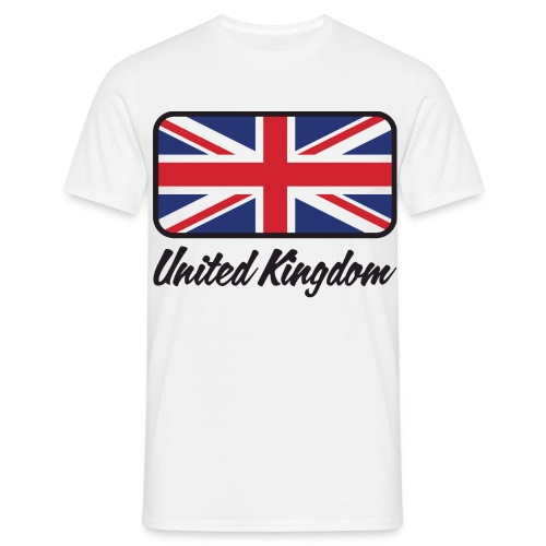 united kingdom - Men's T-Shirt