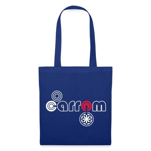 Carrom Stofftasche 1 - Stoffbeutel