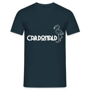 Cardonald Flamingo - Men's T-Shirt