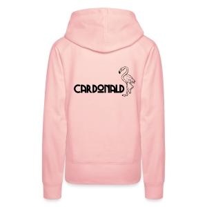 Cardonald Flamingo - Women's Premium Hoodie