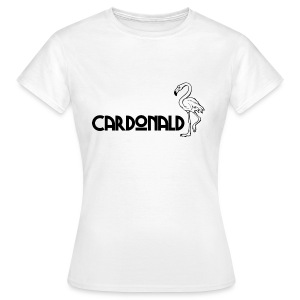 Cardonald Flamingo - Women's T-Shirt
