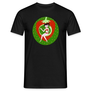 Strawberry Girl - Männer T-Shirt
