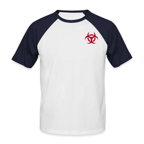 Haxor Baseballshirt Kurz - Männer Baseball-T-Shirt