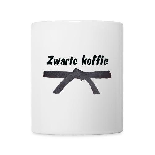 Zwarte koffie - Mok
