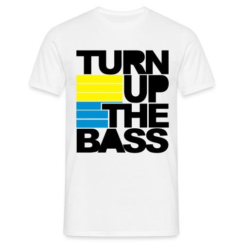 Turn Up The Bass P.S Shirt Men - Männer T-Shirt