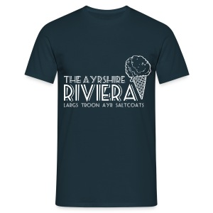 Ayrshire Riviera - Men's T-Shirt
