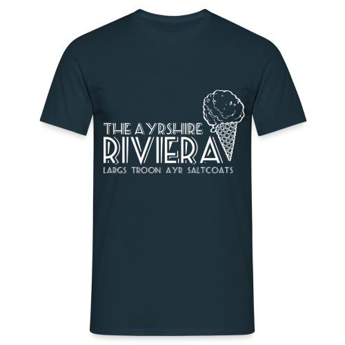 Ayrshire Riviera - Men's T-Shirt