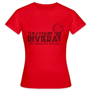 Ayrshire Riviera - Women's T-Shirt