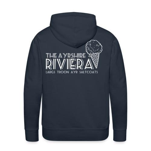 Ayrshire Riviera - Men's Premium Hoodie
