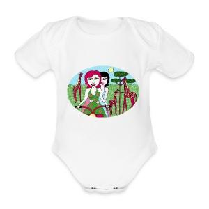Holiday von Jule K. - Baby Bio-Kurzarm-Body