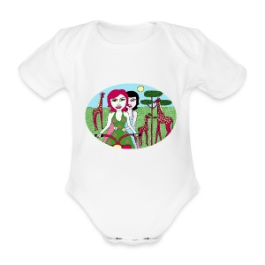 Holiday von Jule K. - Baby Bio-Kurzarm-Body