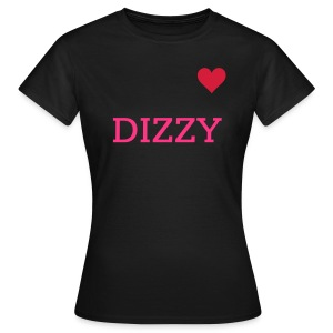 Dizzy Love Heart - Women's T-Shirt
