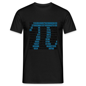 Pi-Shirt - Men's T-Shirt