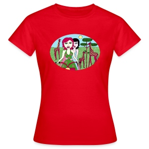 Holiday  - Frauen T-Shirt