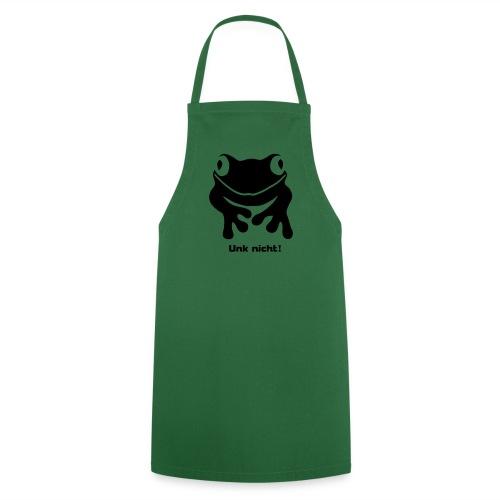 Grillschürze Kochschürze für den Grillmeister Unk nicht Frosch - Kochschürze