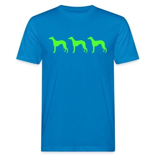 T-Shirt Whippet - T-shirt bio Homme