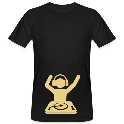 DJ the world - Men's Organic T-Shirt
