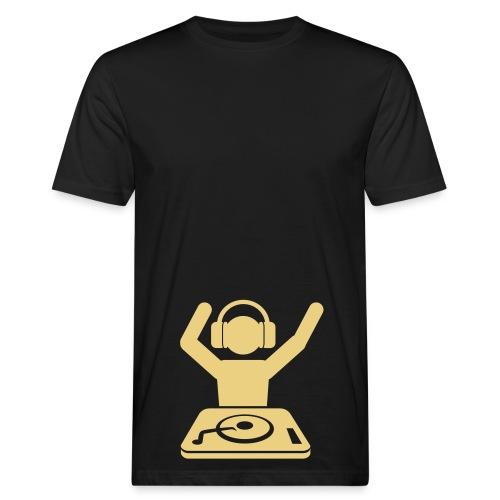 DJ the world - Men's Organic T-Shirt
