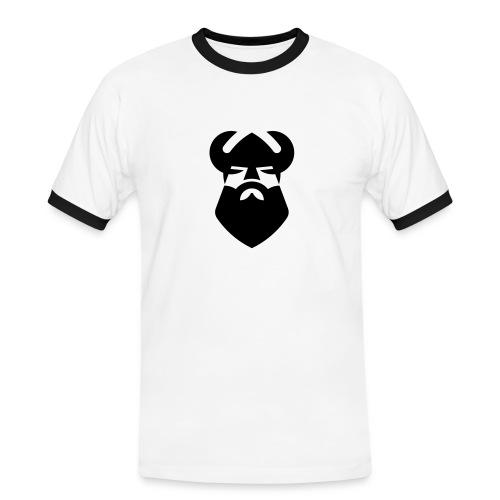 WIKINGSHIRT - Männer Kontrast-T-Shirt