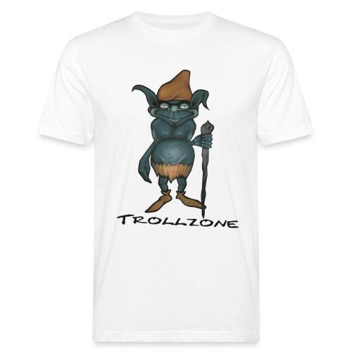 Trollzone T-Shirt - Männer Bio-T-Shirt