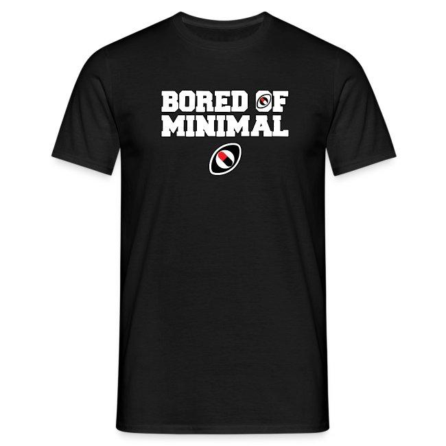 Bored Of Minimal