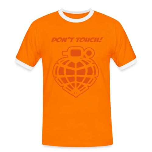 La Naranjada - Camiseta contraste hombre
