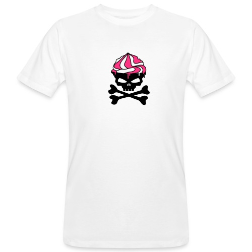 ice cream on the bain - Men's Organic T-Shirt