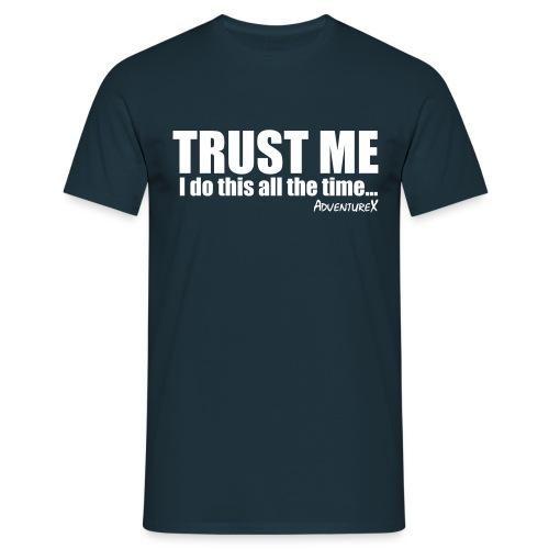 Trust Me... River T-Shirt (men's) - Men's T-Shirt