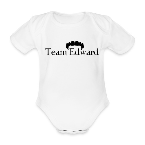 Body Team Edward - Body bébé bio manches courtes
