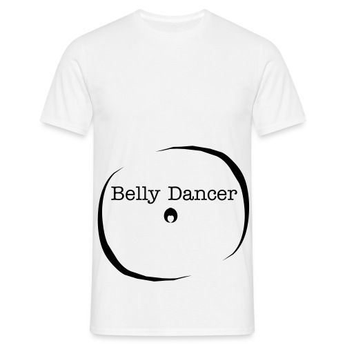 T shirt  Belly Dancer - T-shirt Homme