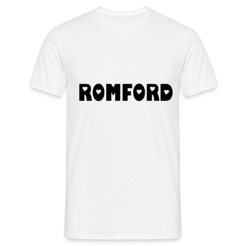 ROMFORD - Men's T-Shirt