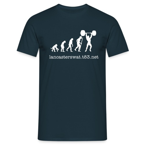 SWAT EVOLUTION - Men's T-Shirt