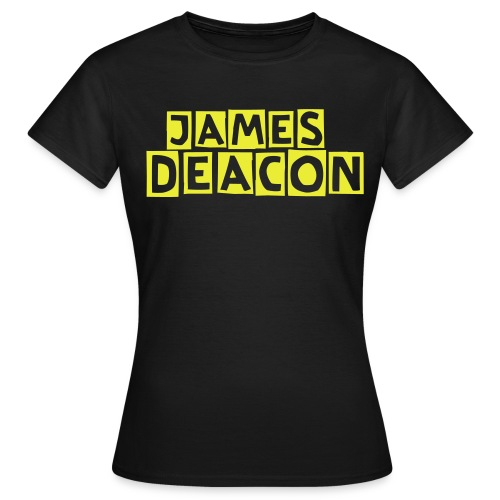 James Deacon Logo Womens - Women's T-Shirt