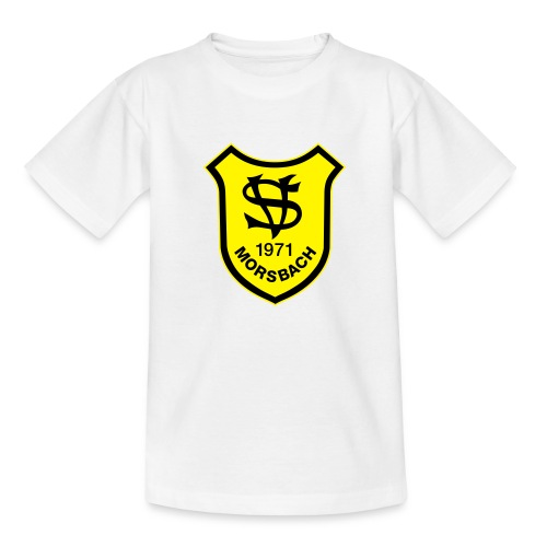 SVM Kinder Shirt - klassisch Kontur - Teenager T-Shirt