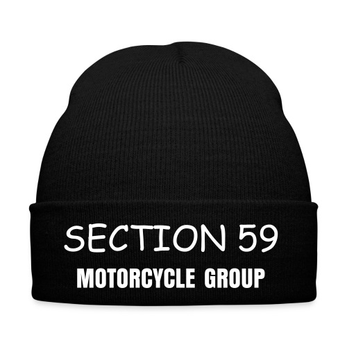 Section 59 wool hat - Winter Hat