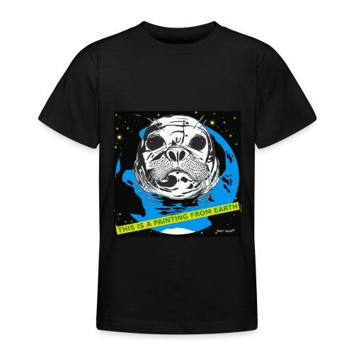zeehonden T-shirt voor kinderen - Teenager T-shirt