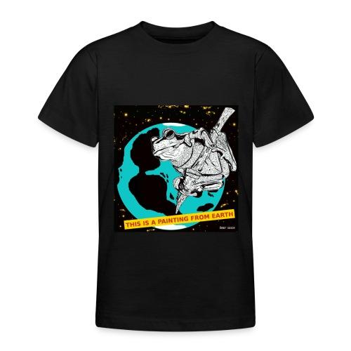 kikker T-shirts voor kinderen - Teenager T-shirt