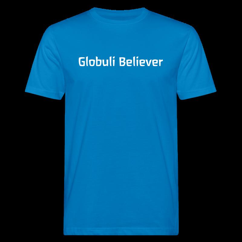 Globuli Believer Bio Shirt - Männer Bio-T-Shirt
