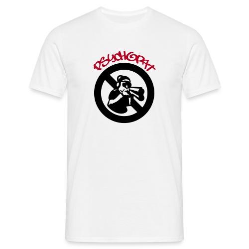 Psychopath - T-shirt herr