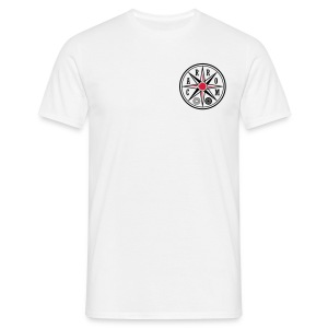 Carrom Shirt 1.2 + Name - Männer T-Shirt