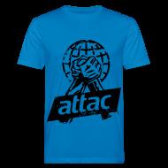 T-Shirts ~ Männer Bio-T-Shirt ~ Attac Shirt