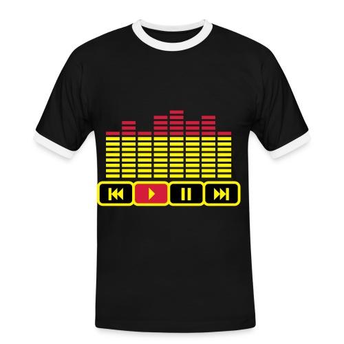 ascoltiamoti - Maglietta Contrast da uomo