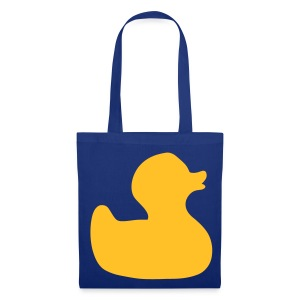 Rubber duckie tote bag - Tote Bag