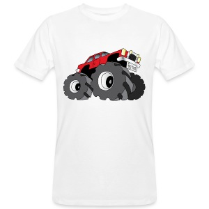 Big Fot - Monster Truck - T-shirt bio Homme