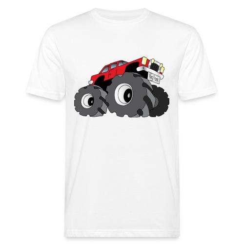Big Fot - Monster Truck - T-shirt bio Homme